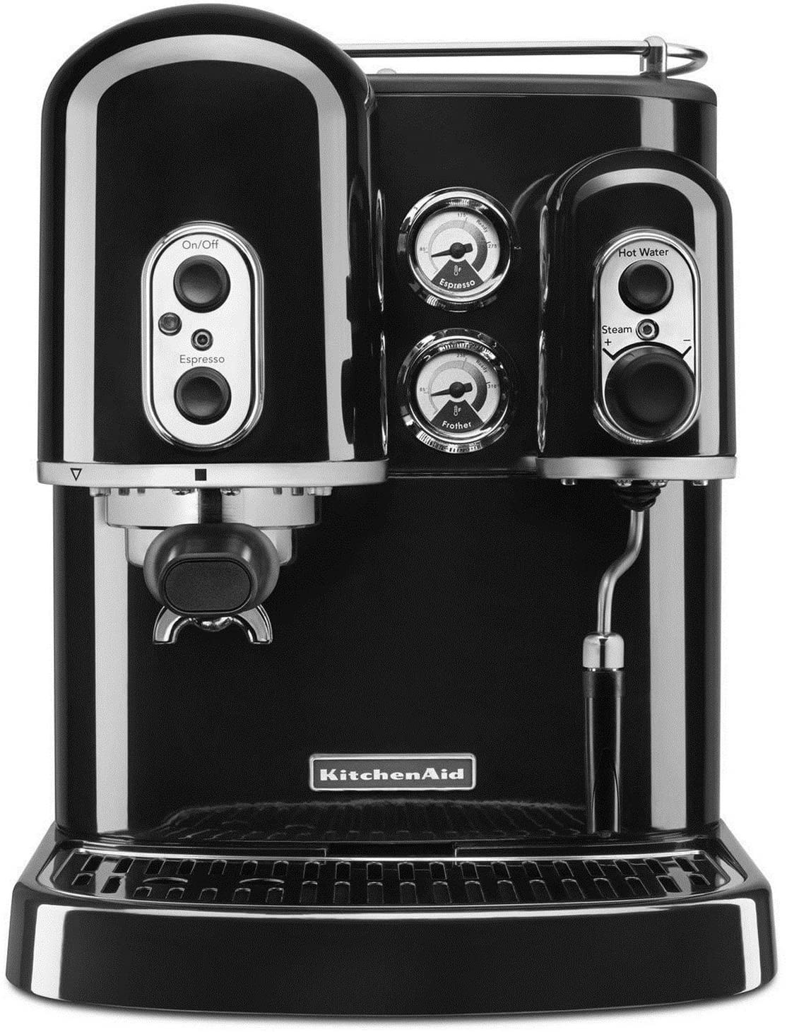 KitchenAid Pro Line Series Espresso Maker with Dual Independent Boilers KES2102CA, One Size, Candy