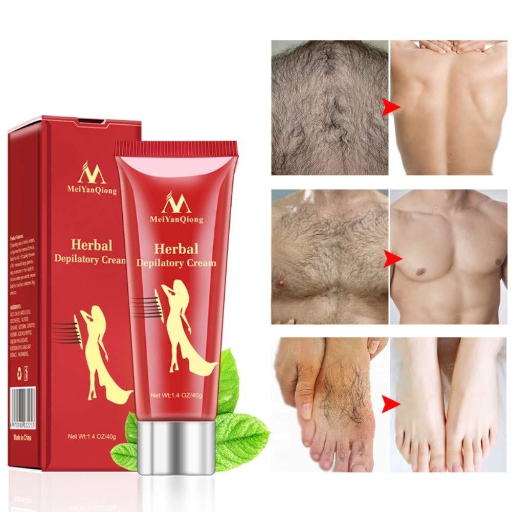 Onkessy Hair Removal Cream Premium Depilatory Cream - Skin Friendly Painless Flawless Hair Remover