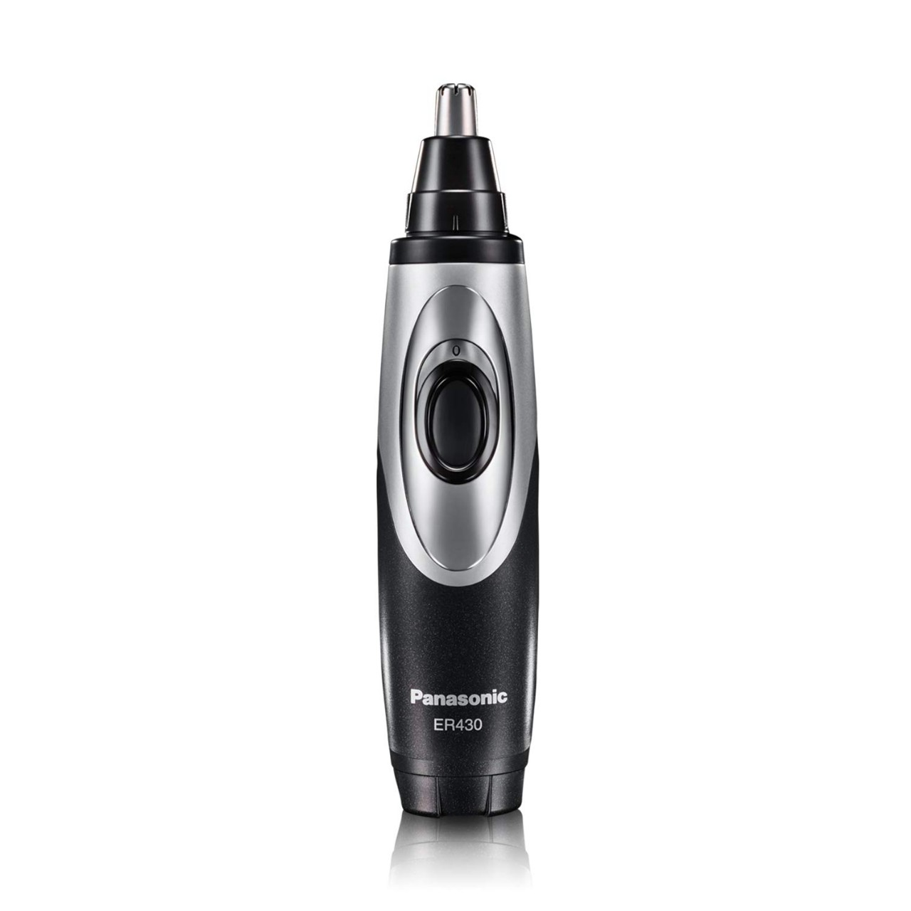 Panasonic Nose Hair Trimmer and Ear Hair Trimmer ER430K, Vacuum Cleaning System , Men's, Wet/Dry