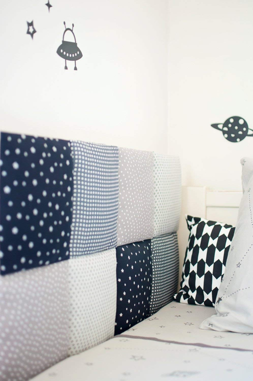 Piccolina Boutique Kids Room Headboard Wallboard Decorative Wall Cushions Customize It! Choose