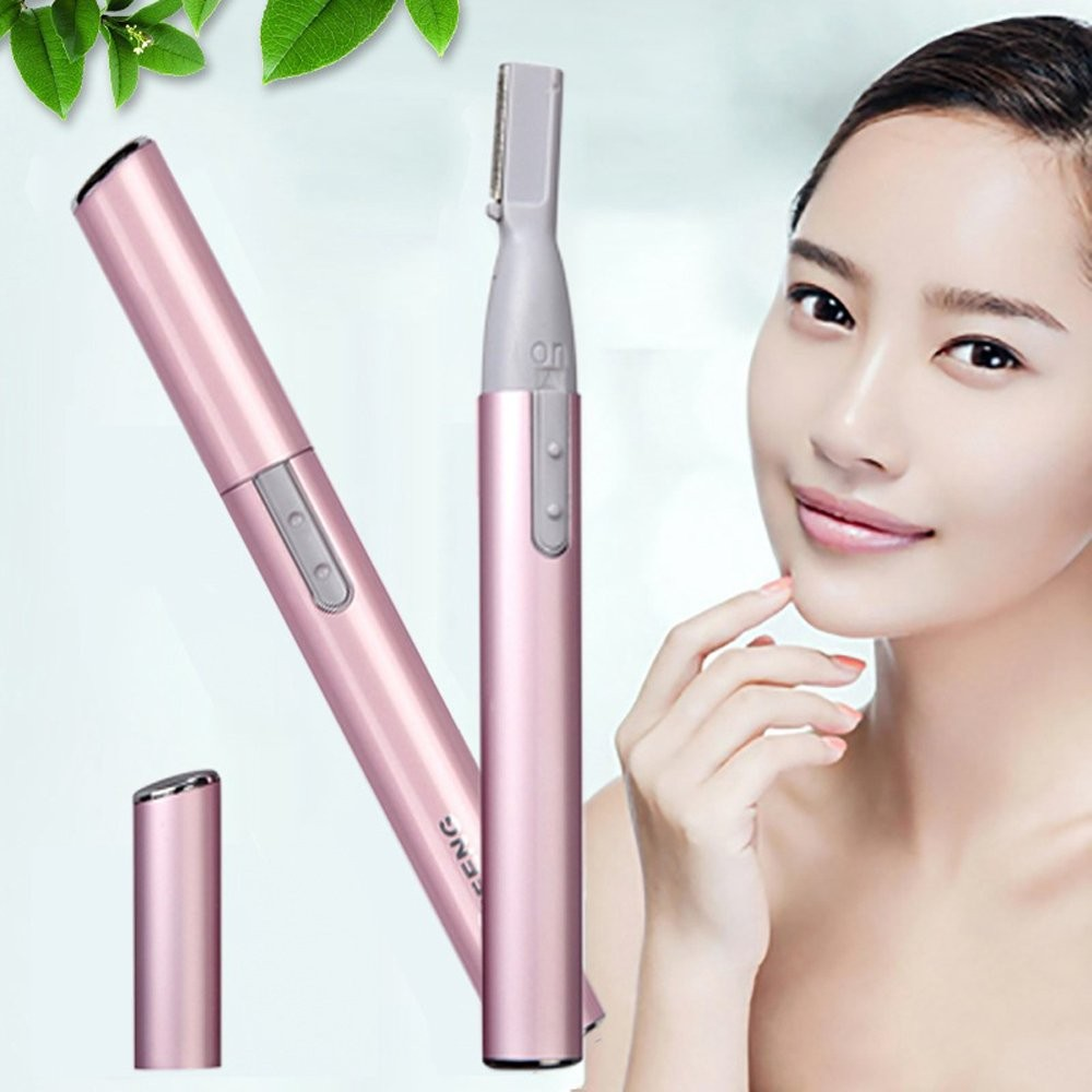 Scenstar Electric Women Eyebrow Trimmer Women Facial Trimmer Shaver Remover Trimmer Eyebrow Face