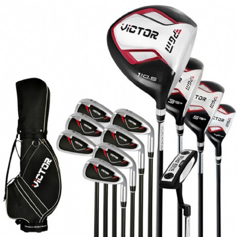 Golf Clubs Complete Sets Golf Package, Right Handed Clubs, Graphite Shaft