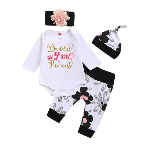 Infant Girl Clothes Toddler Baby Girl Outfits Romper Bodysuit Jumpsuit Newborn